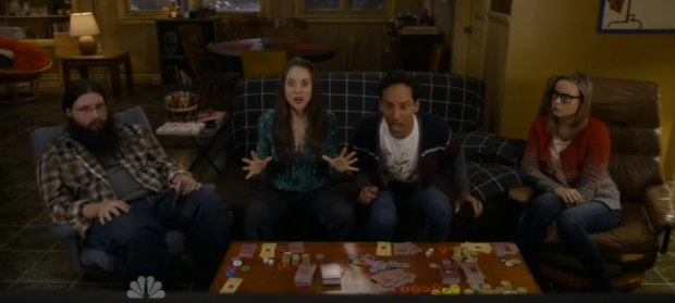 Community Annie and Abed