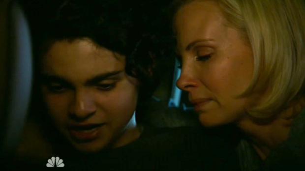 Kristina comforts Max